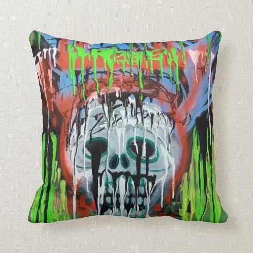 Siko Skull Pillows