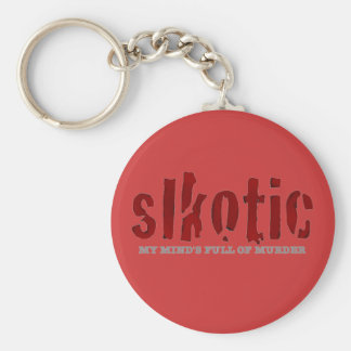 sikotic keychain