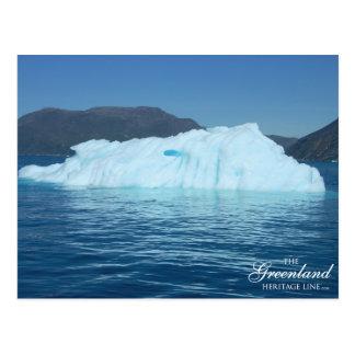 Siku (iceberg) tarjeta postal