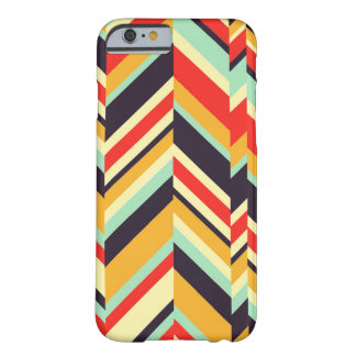 SIL Pattern Number 1 Barely There iPhone 6 Case