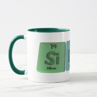 Silas  as Silicon Lanthanum Sulfur Mug