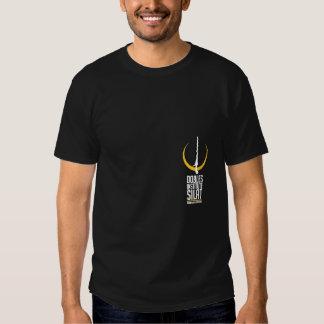 Silat Cimande Gerak Satria Shakti Black T T-shirt