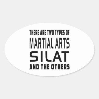 Silat Martial Arts Designs Stickers