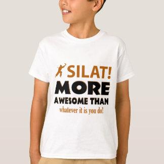 Silat Martial arts gift items T-Shirt