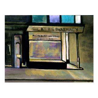 Silbers-farmacia Postal