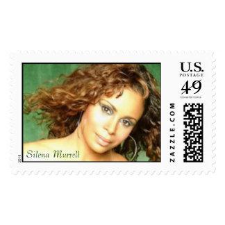 Silena Murrell Postage Stamp