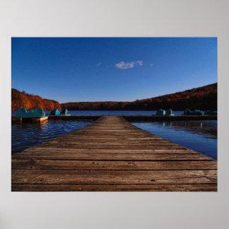Silence at the Lake Posters