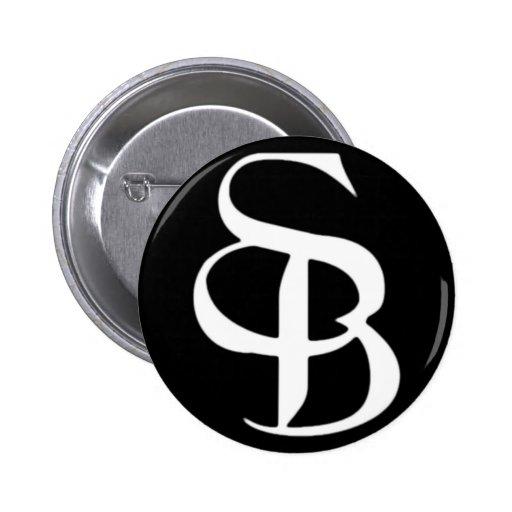 Silence Beckons Monogram (Badge) Pins