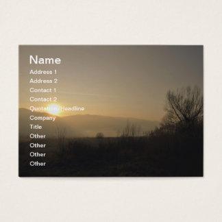 Silence Business Card