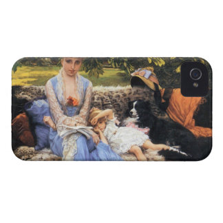 Silence by James Tissot Blackberry Bold Cover