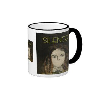 Silence! Coffee Mug