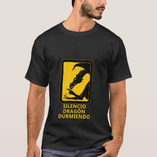 Silence dragoon sleeping T-Shirt