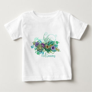Silence I' m growing Baby T-Shirt