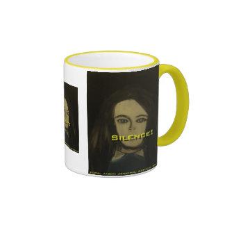 Silence! II Mug