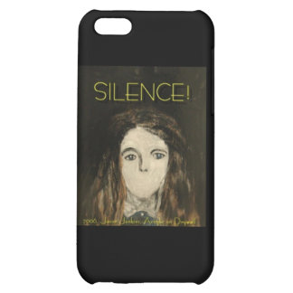 Silence! iPhone 5C Covers