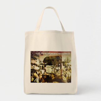Silence Is Consent Canvas Bag