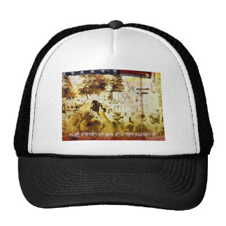 Silence Is Consent Mesh Hat