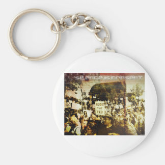 Silence Is Consent Keychain