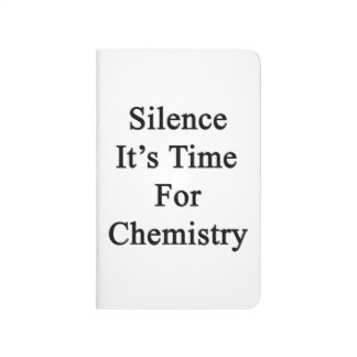 Silence It's Time For Chemistry Journals