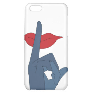 silence, please iphone case iPhone 5C case