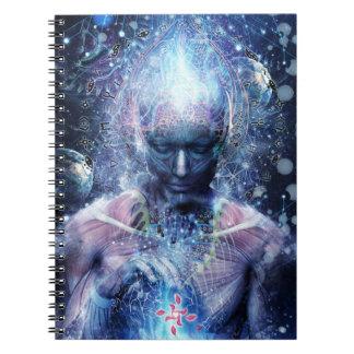 Silence Seekers Spiral Notebook