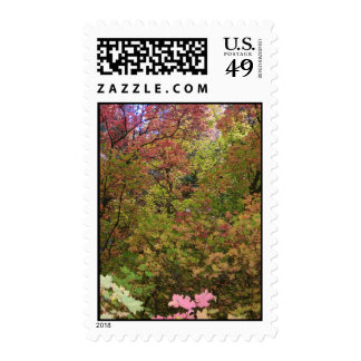 Silence & Sweetness (2) Postage Stamps