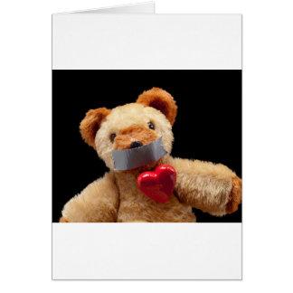 Silenced lover card