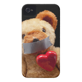 Silenced lover iPhone 4 Case-Mate case
