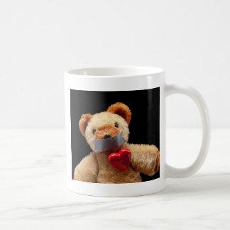 Silenced lover coffee mug