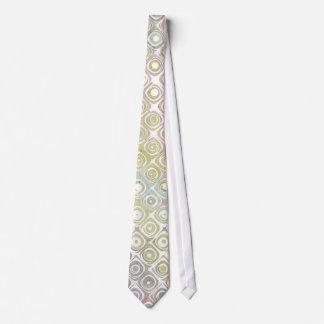 Silenciado multicolor corbatas