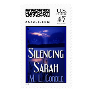 Silencing Sarah Postage Stamps