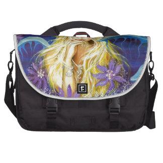 Silencio encantado bolsas para portatil