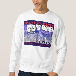 ¡Silencioso Mayoría-Ningunos más! camiseta