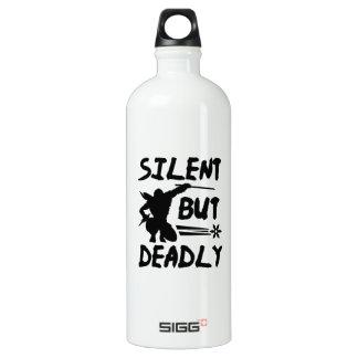 Silencioso pero muerto