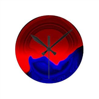 Silencioso Reloj Redondo Mediano