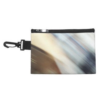 """Silent"" abstract painting Accessory Bag"