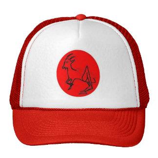 Silent and Cliche Lester Hat