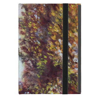 SILENT AUTUMN IN FLORENCE iPad MINI COVER