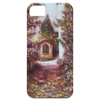 SILENT AUTUMN IN FLORENCE iPhone SE/5/5s CASE