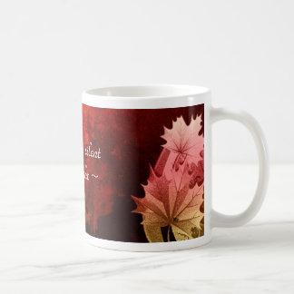 Silent Autumn Night Mug