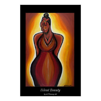 Silent Beauty Poster
