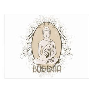 Silent Buddha Postcard