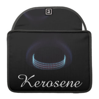 Silent burner | Kerosene Pressure Stove MacBook Pro Sleeve
