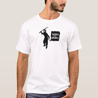 Silent but Deadly Fart Ninja tee shirt