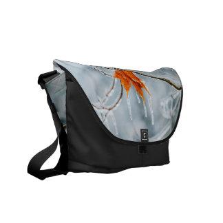 silent choice courier bag