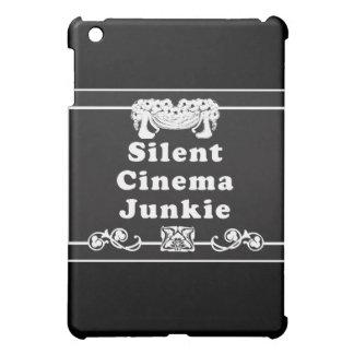 Silent Cinema Junkie iPad Mini Cases
