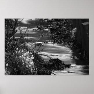 Silent creek póster