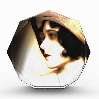 Silent Film Star Vintage 1920s Portrait Award