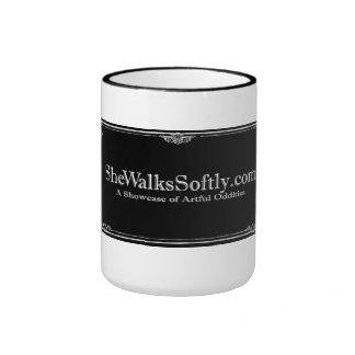 Silent Film White Mug