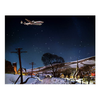Silent Flight Postcard